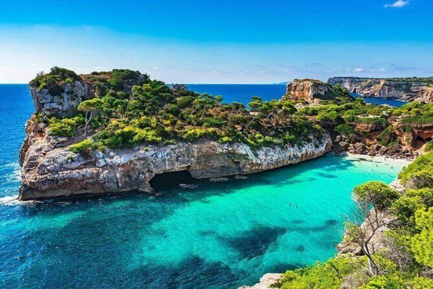 Show item 5 of 7. Private Transfer from Cala Mesquida to Mallorca airport (PMI)
