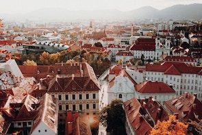 Graz's Past and Present with a Local