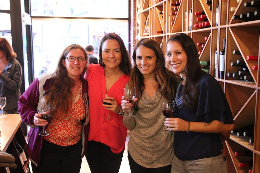 Back Bay Wine Tour with Food & Drink Tastings