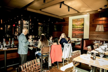 North End Wine Tour with Food & Drink Tastings