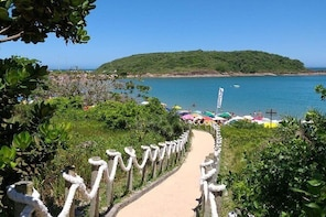 South Coast City Tour: Guarapari, Enseada Azul & Meaípe