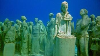 MUSA Underwater Museum Snorkelling