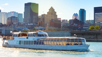 Dinner Cruise on the Saint Lawrence River