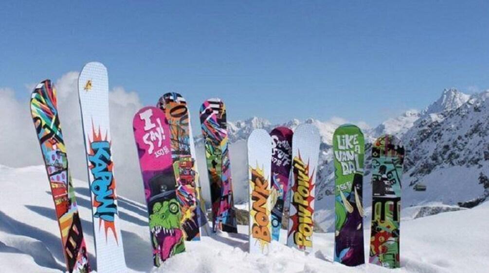 Show item 1 of 2. Big Sky Premium Snowboard Rental Including Delivery