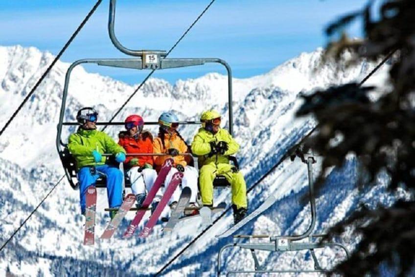 Show item 1 of 2. Big Sky Premium Ski Rental Including Delivery