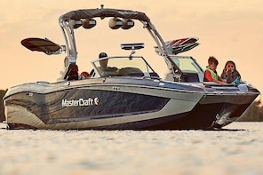 Lake Powell Boat Tours - Private Group MasterCraft Boat Tours Up To 16 Peop...