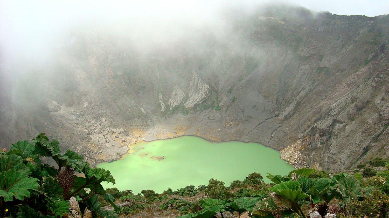 Guided Half-Day Cartago & Irazú Volcano Tour