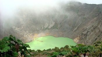 Guided Half-Day Cartago & Irazú Volcano Tour