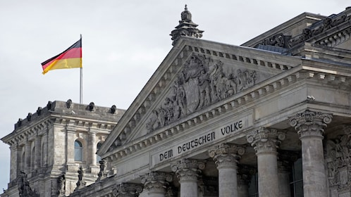 ornate building in berlin