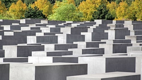 field of stones in berlin