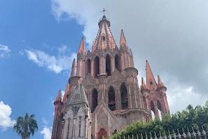 Private tour Guanajuato, Dolores Hidalgo, Atotonilco and San Miguel de Alle...