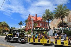 Excursion d'une journée à Key West et visite à bord du Conch Train au dépar...
