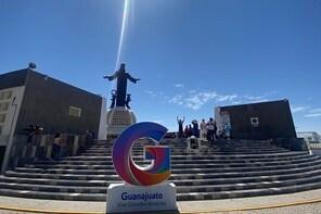 Tour Cerro del Cubilete Cristo Rey