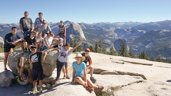 2-Day Yosemite Tour with Accommodations in Yosemite Valley