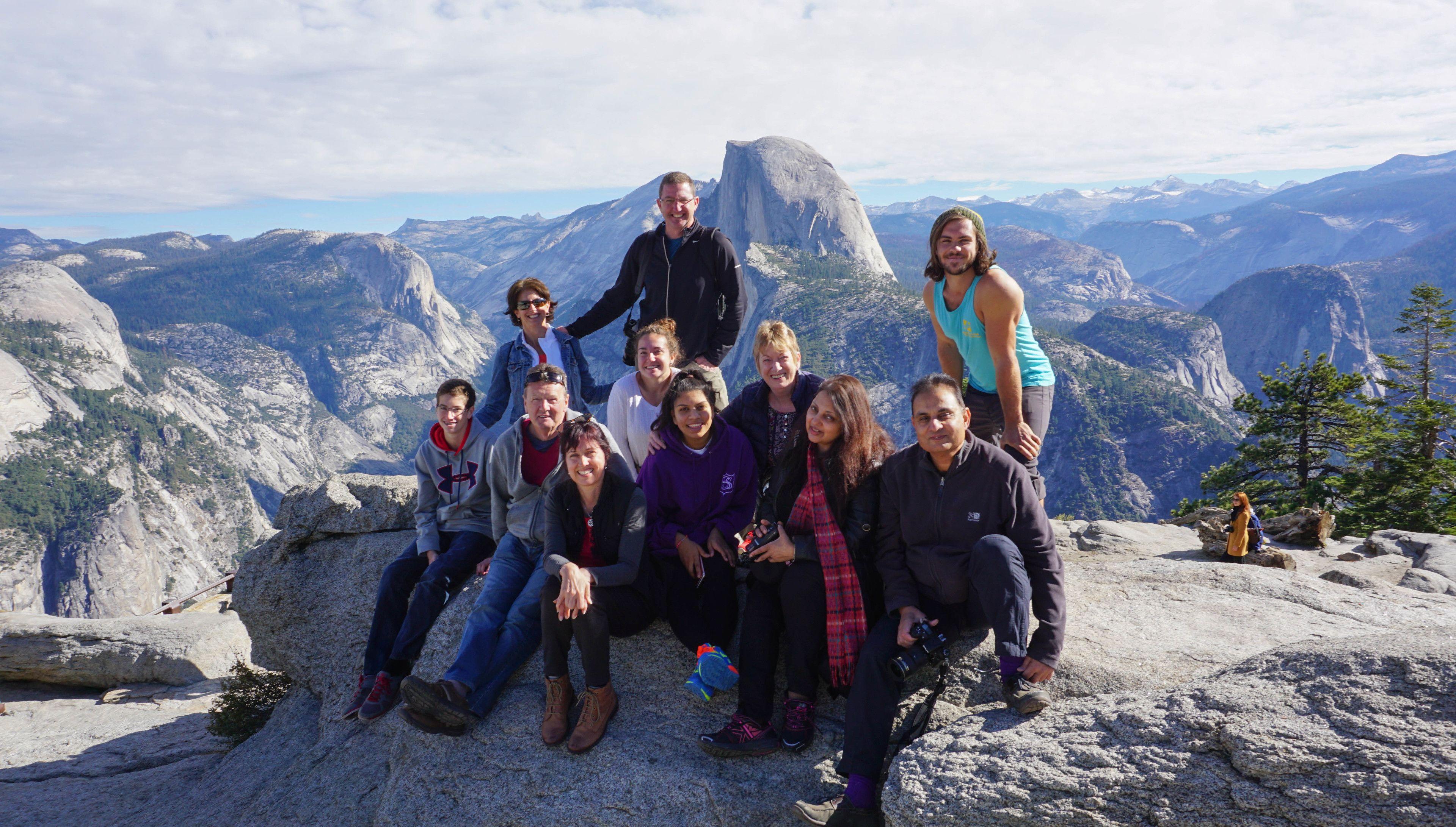 2-Day Yosemite Tour & Night at Cedar Lodge