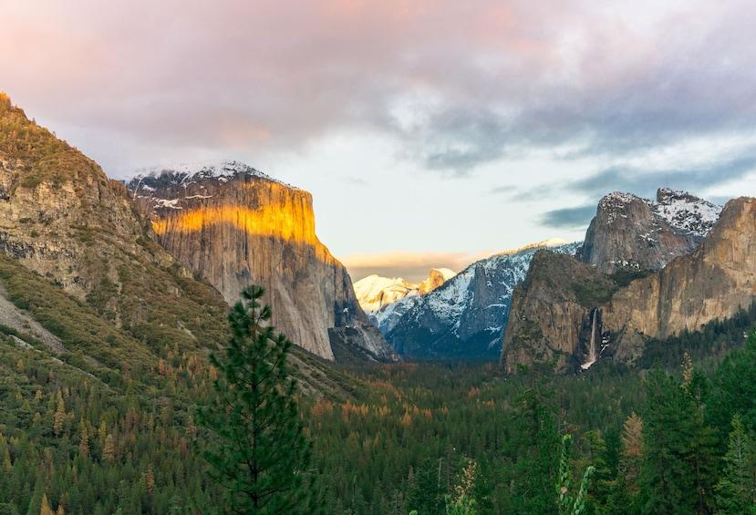 Show item 2 of 10. Yosemite National Park Winter Hotel Tour (2 Days)