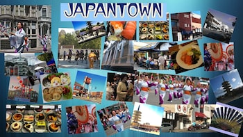 Japantown Tour & Lunch with Optional Spa or Massage