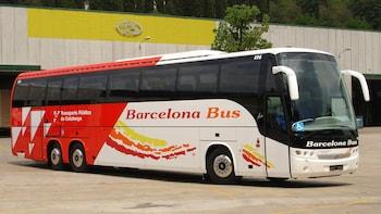 Shared Coach: Girona Airport (GRO) – Barcelona Airport