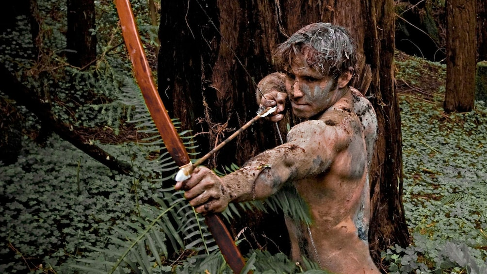 Show item 1 of 5. Survival archery in San Francisco