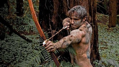 Survival archery in San Francisco