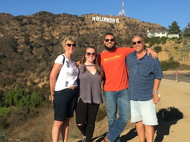 Private Ultimate Hollywood Tour