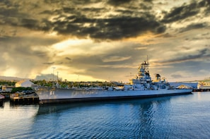 Battleship USS Iowa Museum Self-Guided Outdoor Tour