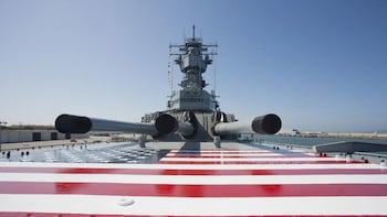 Battleship USS Iowa Museum General Admission Tickets