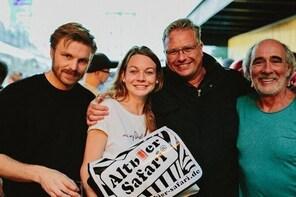 Altbier safari in Düsseldorf