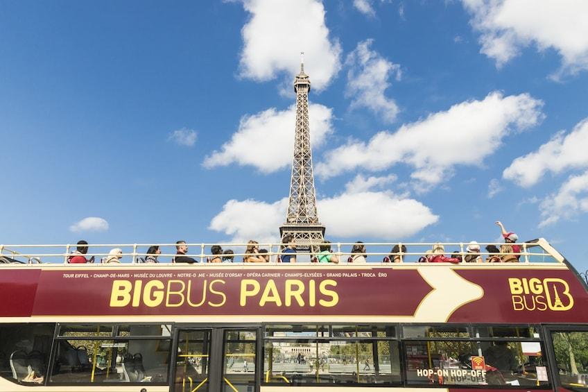 Foto 3 van 15. Paris Hop-On Hop-Off Bus Tour