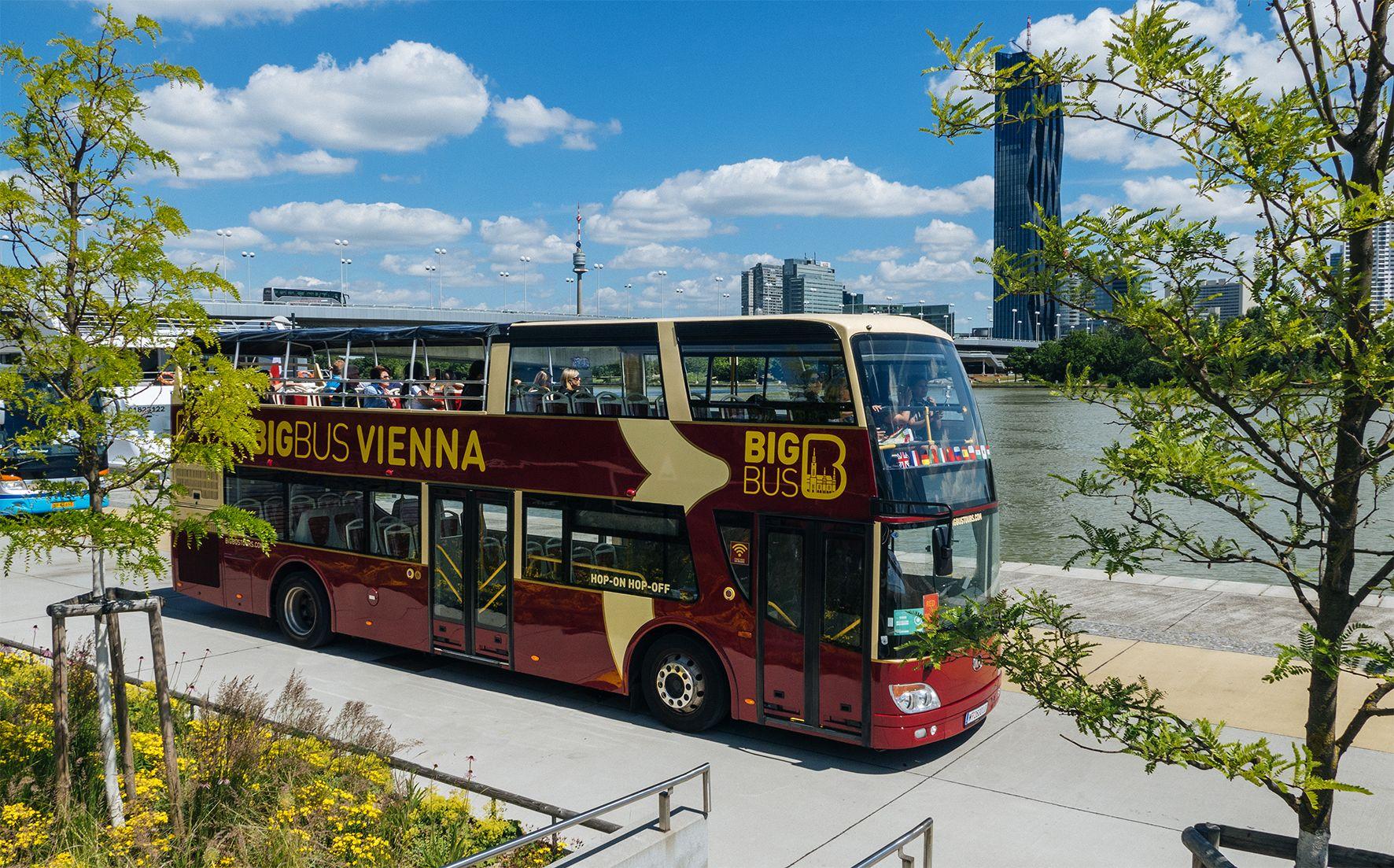 Vienna Hop-On Hop-Off Bus Tour
