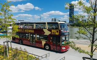 Vienna Hop-On Hop-Off Big Bus Tour