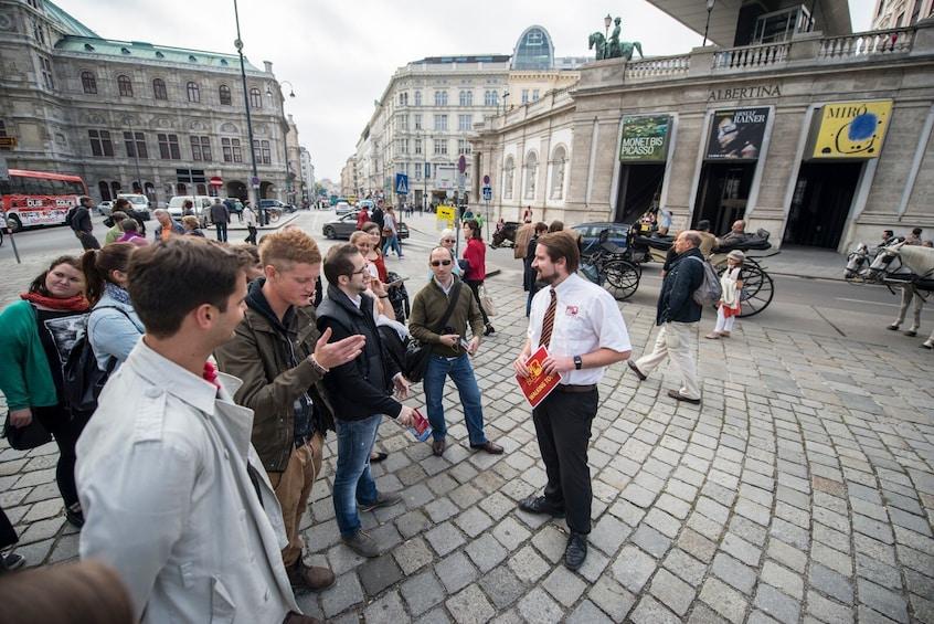 Vienna Hop-On Hop-Off Big Bus Tour