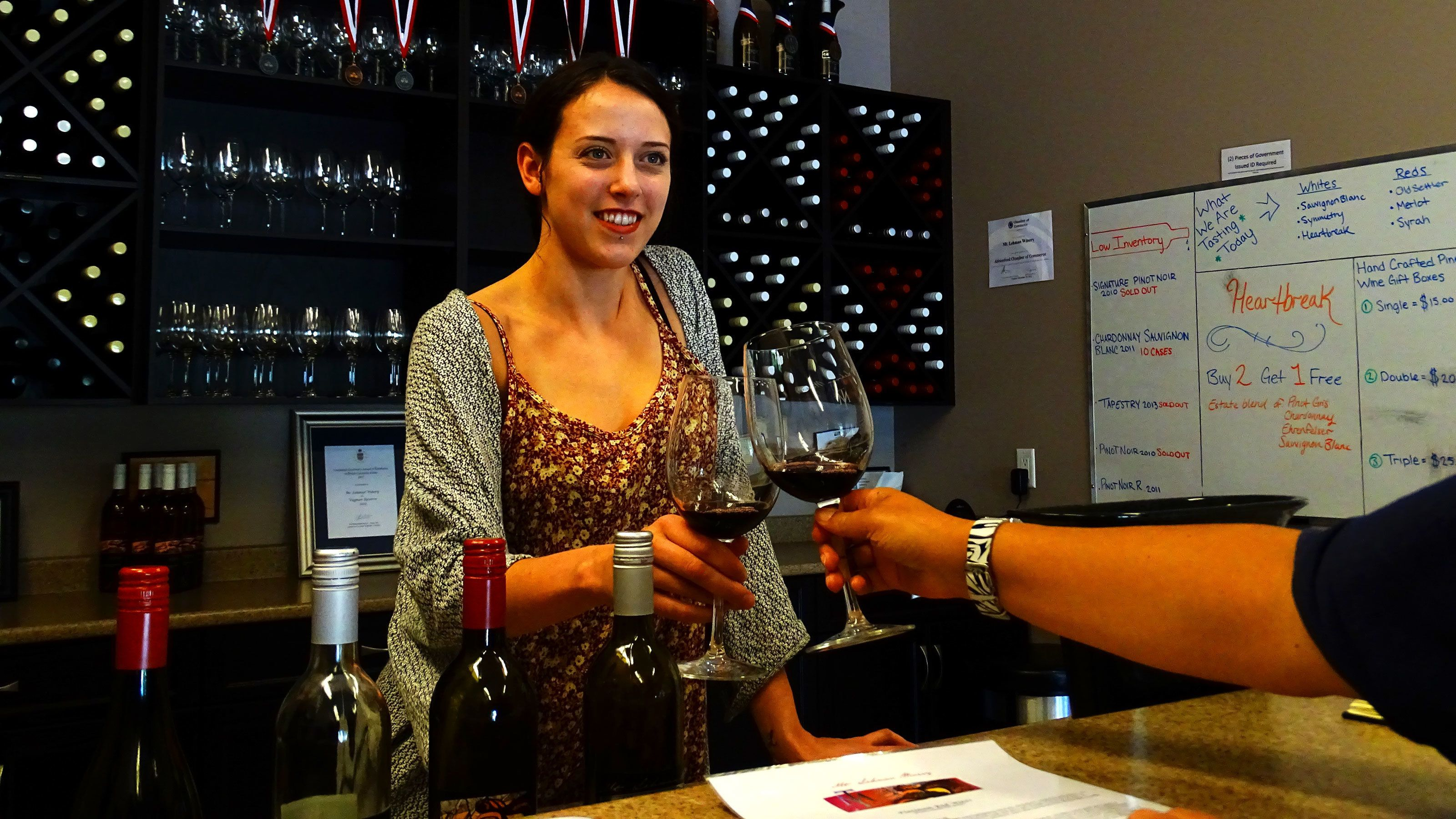 Private Half-Day Vancouver Wine Tasting Tour