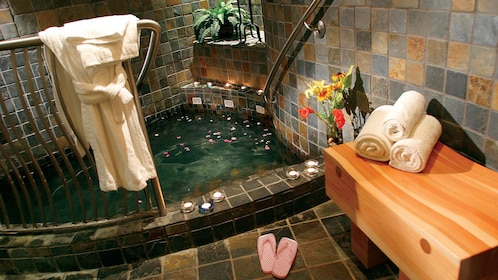 Jacuzzi and spa in Vancouver
