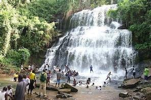 Aburi Botanical Garden, Forest Reserve and Boti Waterfall Tour (Eastern Reg...