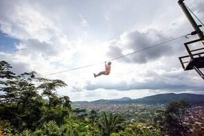 Zipline Adventure Tour Kwahu Ghana