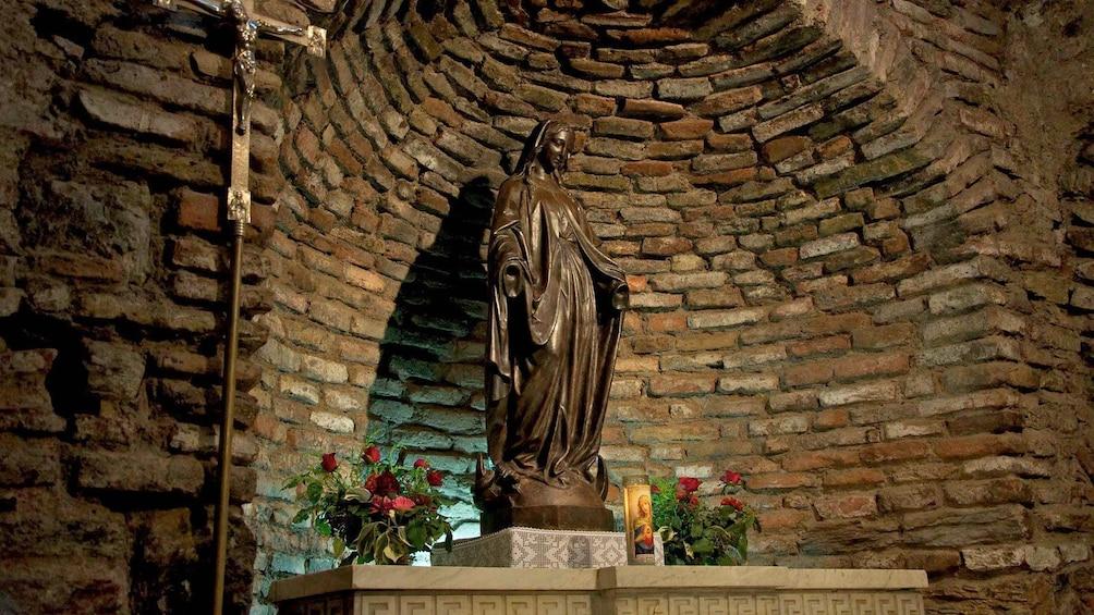 Foto 4 von 8 laden Shrine of Virgin Mary in Ephesus