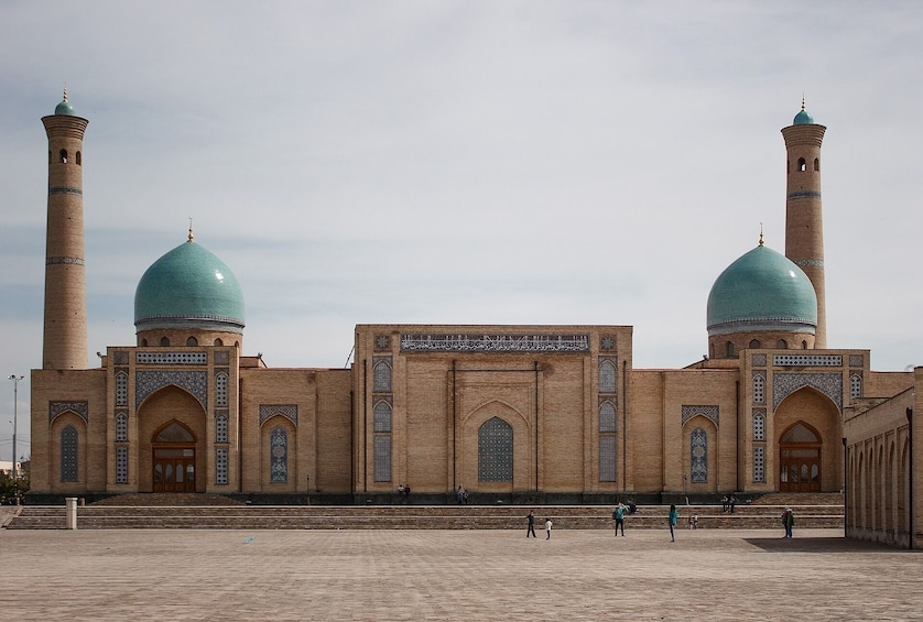 Show item 1 of 10. Tashkent Private Walking Tour with Professional Guide