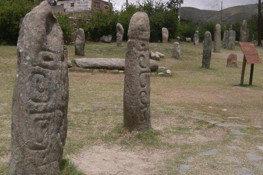 Show item 2 of 6. Cafayate, Salta - From San Miguel de Tucumán