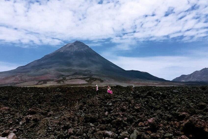 Show item 4 of 8. Fogo Island: Hike to the peak of the Vulcano (2829 m)