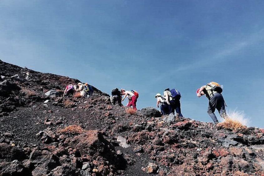 Show item 2 of 8. Fogo Island: Hike to the peak of the Vulcano (2829 m)