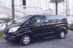 Private transfer from Lourdes to Béziers, 1-6 people