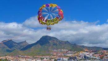 Esperienza di parasailing
