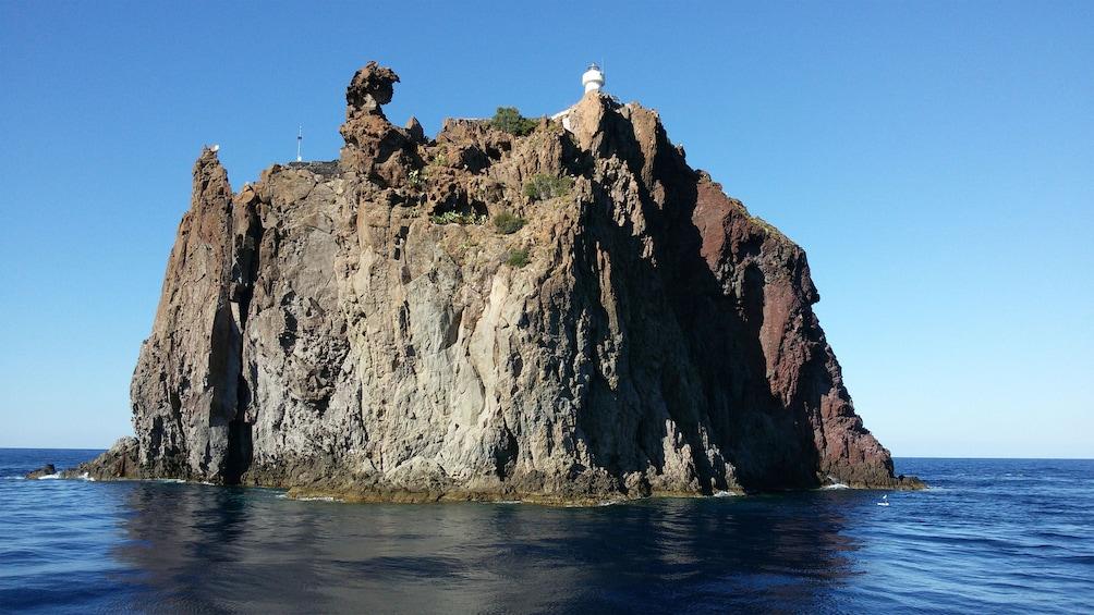 Aeolian Islands Tour to Panarea & Stromboli with Volcano