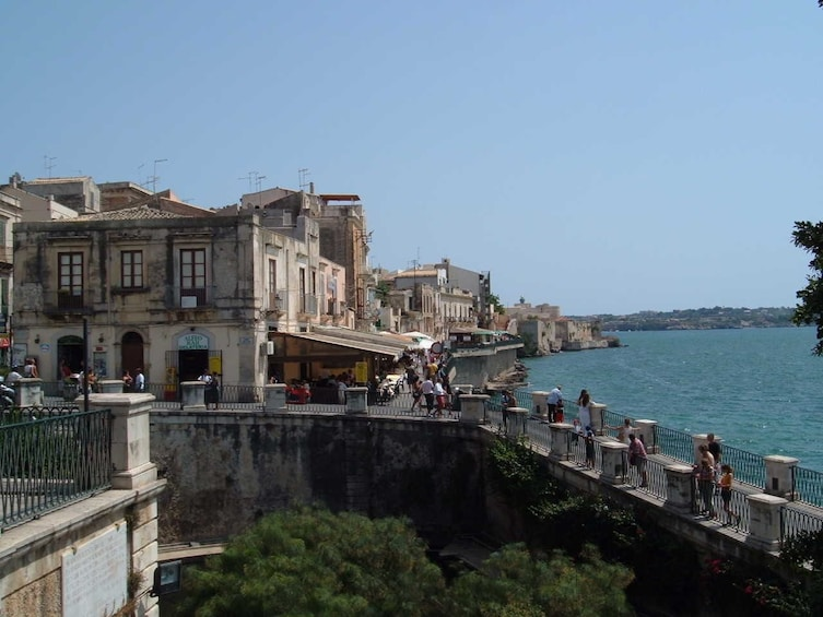 Show item 9 of 9. Full-Day Tour of Syracuse's Ancient Ruins, Ortygia & Noto