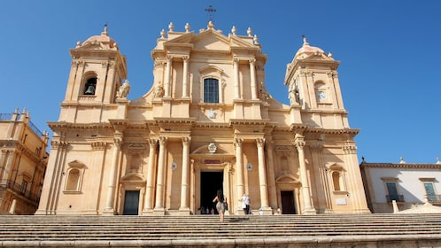 Saint Nicholas Cathedral in Noto