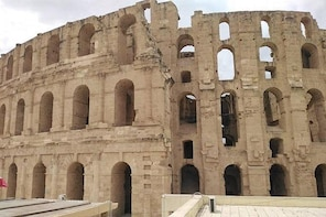 Kairouan Tour, Colosseum of El Djem and Monastir (Without professional guid...