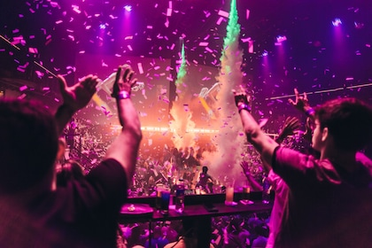 Coco Bongo Night Out with Transportation from Punta Cana