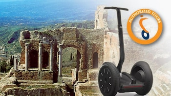 Tour in Segway di Taormina