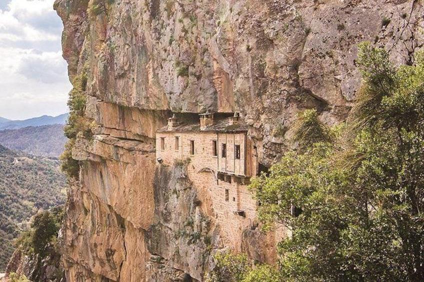 Show item 1 of 6. Tzoumerka - Kipina's Monastery